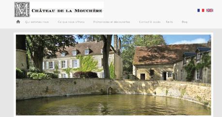 Château de la Mouchère - gîtes et chambres d'hôtes - Perche - Saint-Cyr-la-Rosiere - Orne - Norrmandie