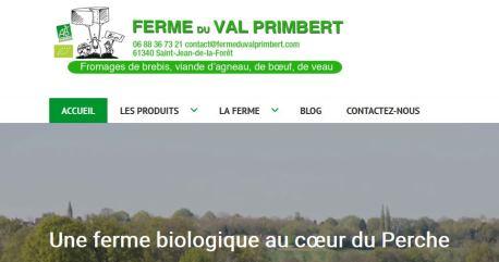 Ferme du Val Primbert