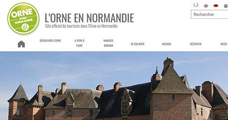 L'Orne en Normandie