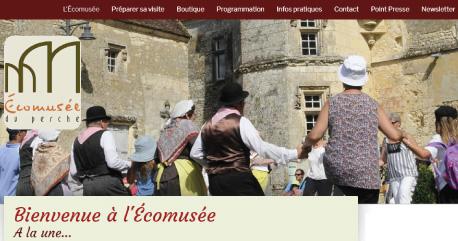 Ecomusée du Perche - Saint-Cyr-la-Rosière - Orne - Perche - Normandie