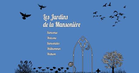 Les jardins de la Mansonière - Saint-Céneri-le-Géreï - Perche - Orne - Normandie