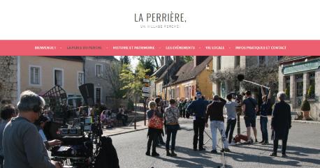 Village La Perrière - Belforêt-en-Perche - Orne (61) - Région du Perche - Basse Normandie