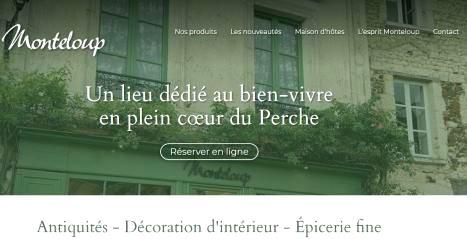 Monteloup - La Perrière